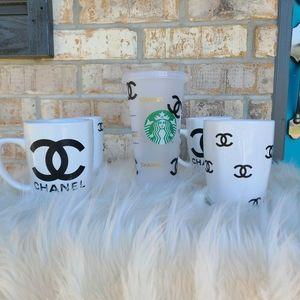 Chanel Coffee Mugs